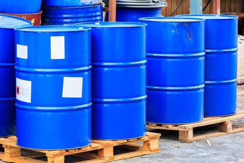 Tableau de compatibilité : stockage de produits chimiques