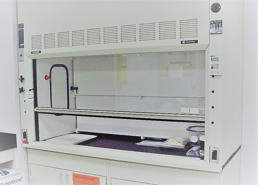 Contrôle sorbonne laboratoire