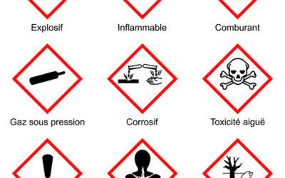 Pictogramme chimique : comprendre les pictogrammes de danger [Fiche repère]