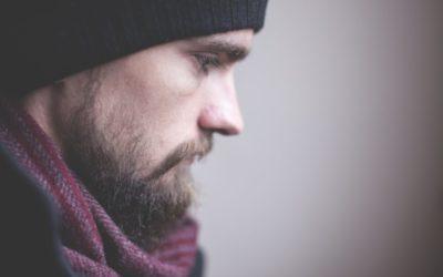 Masque respiratoire et barbe